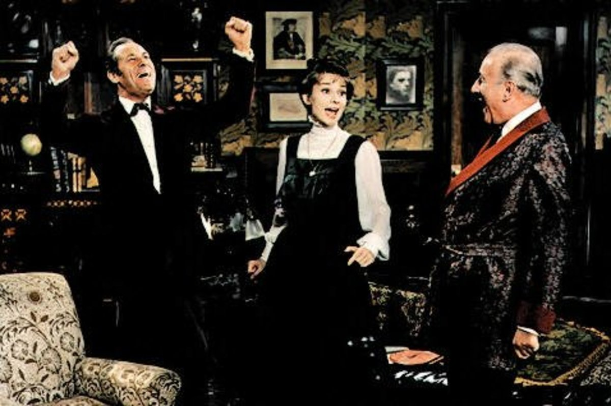 In 1964, the film My Fair Lady won four Academy Awards, including Best Picture and Best Director (George Cukot).