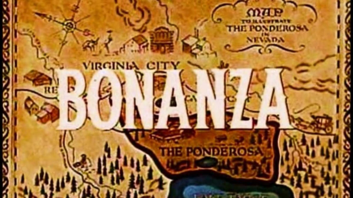 In 1964, Bonanza was the most popular television show.