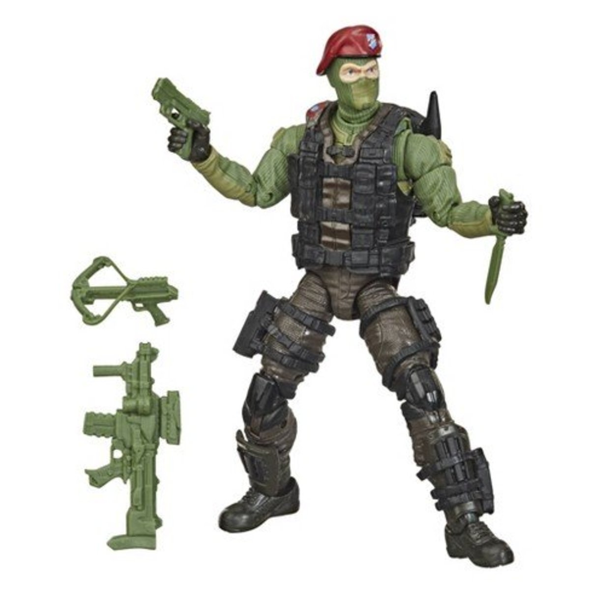 In 1964, G.I. Joe was the most popular holiday gift.