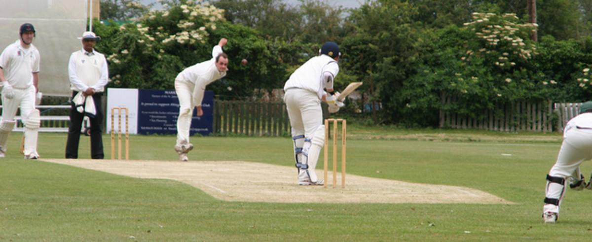 Cricket Bowling