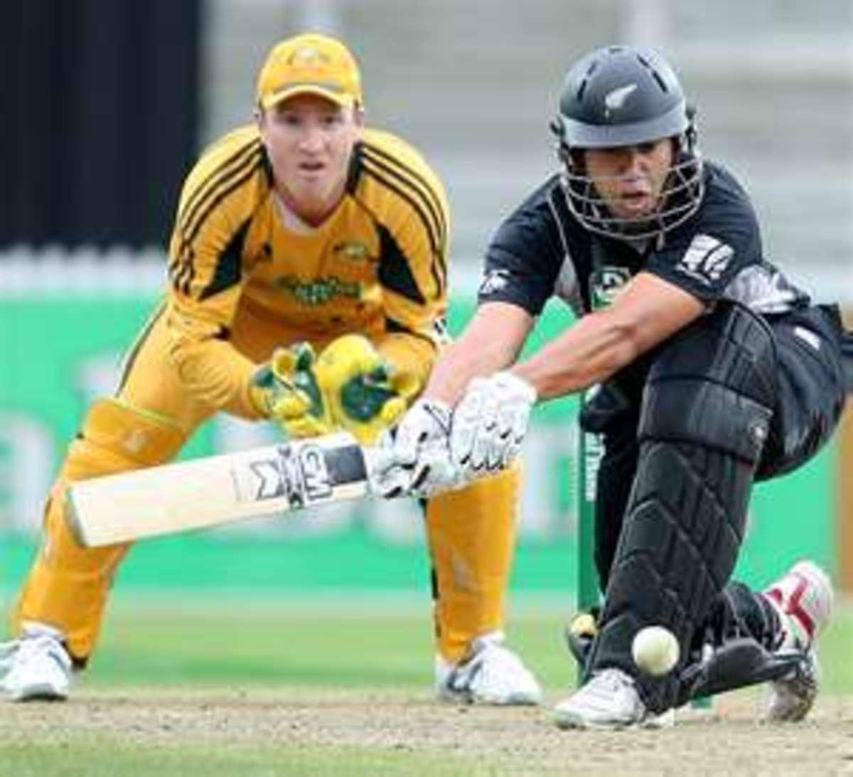 An ODI between Australia and New Zealand