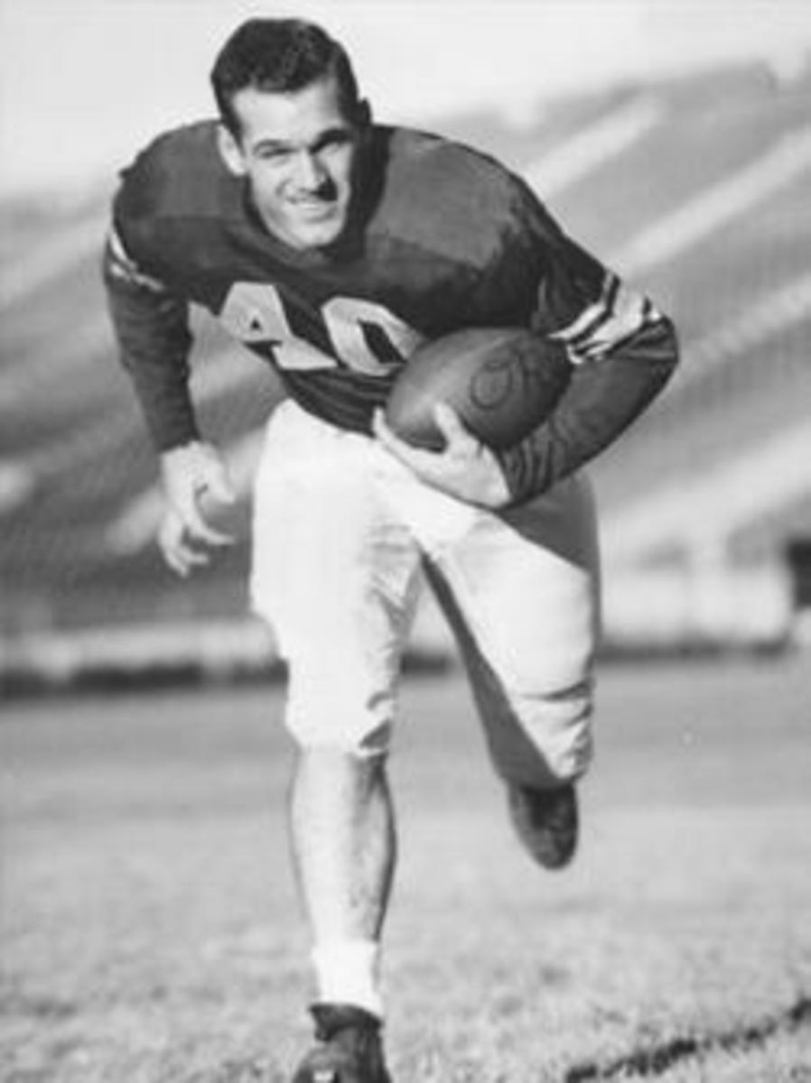 Leon Heath, Oklahoma Sooners, 1950