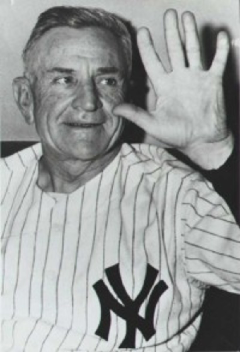 Casey Stengel, New York Yankees