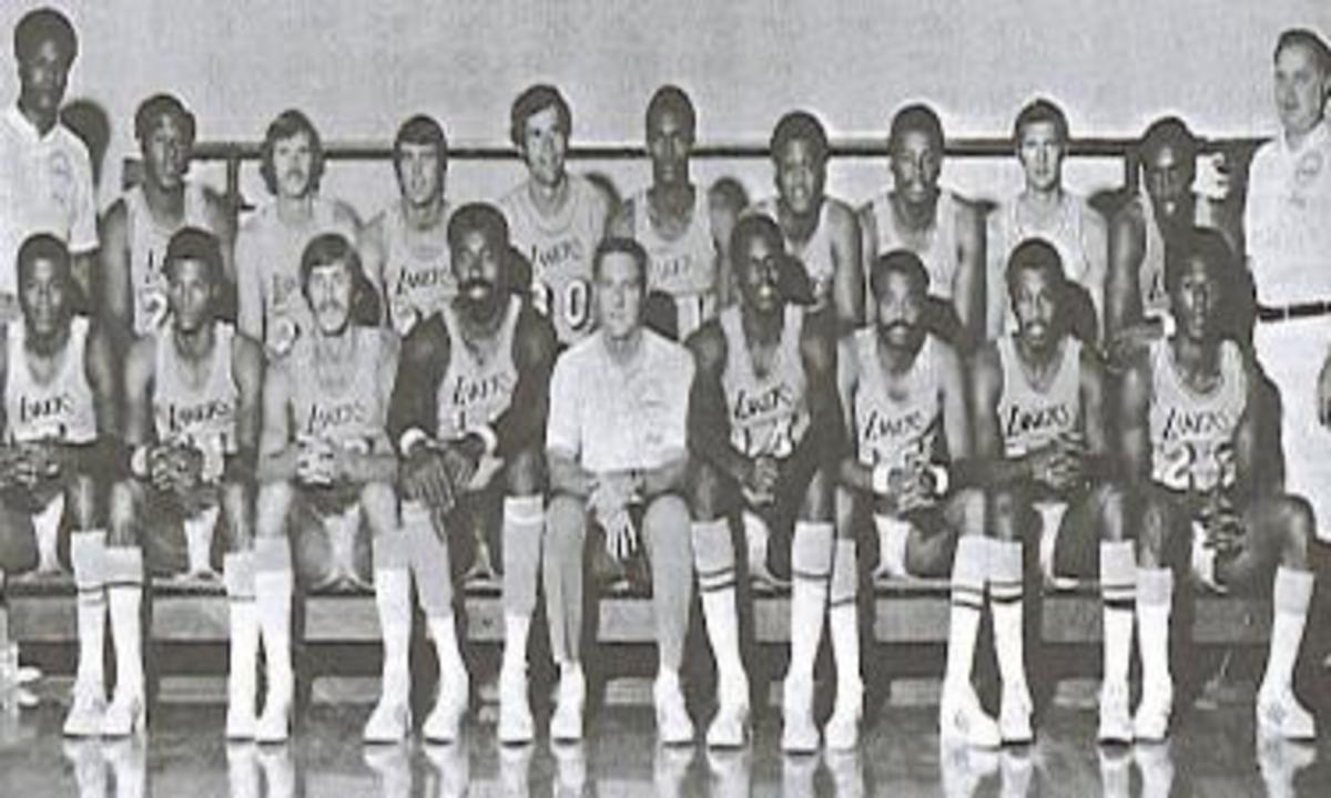 Los Angeles Lakers, 1972