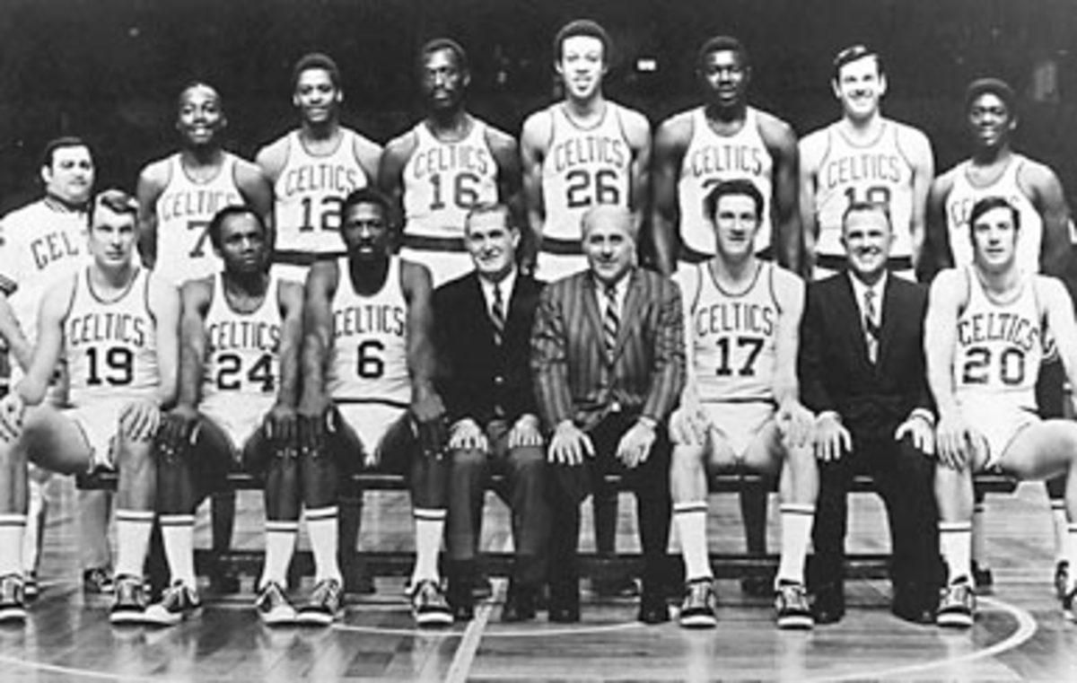 Boston Celtics, 1968–1969