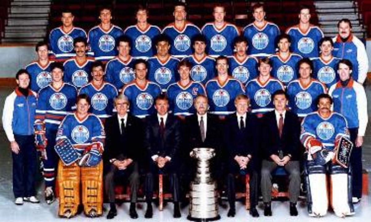 Edmonton Oilers, 1985