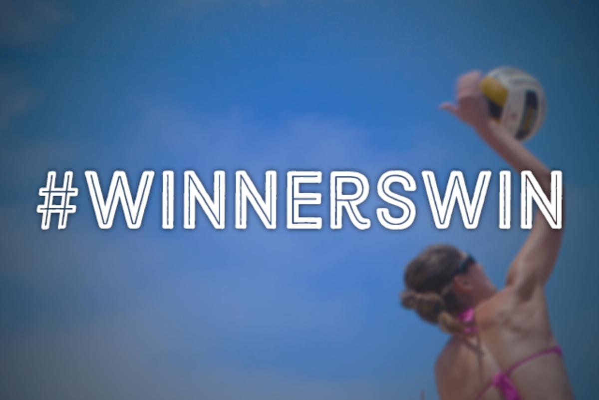 #WinnersWin