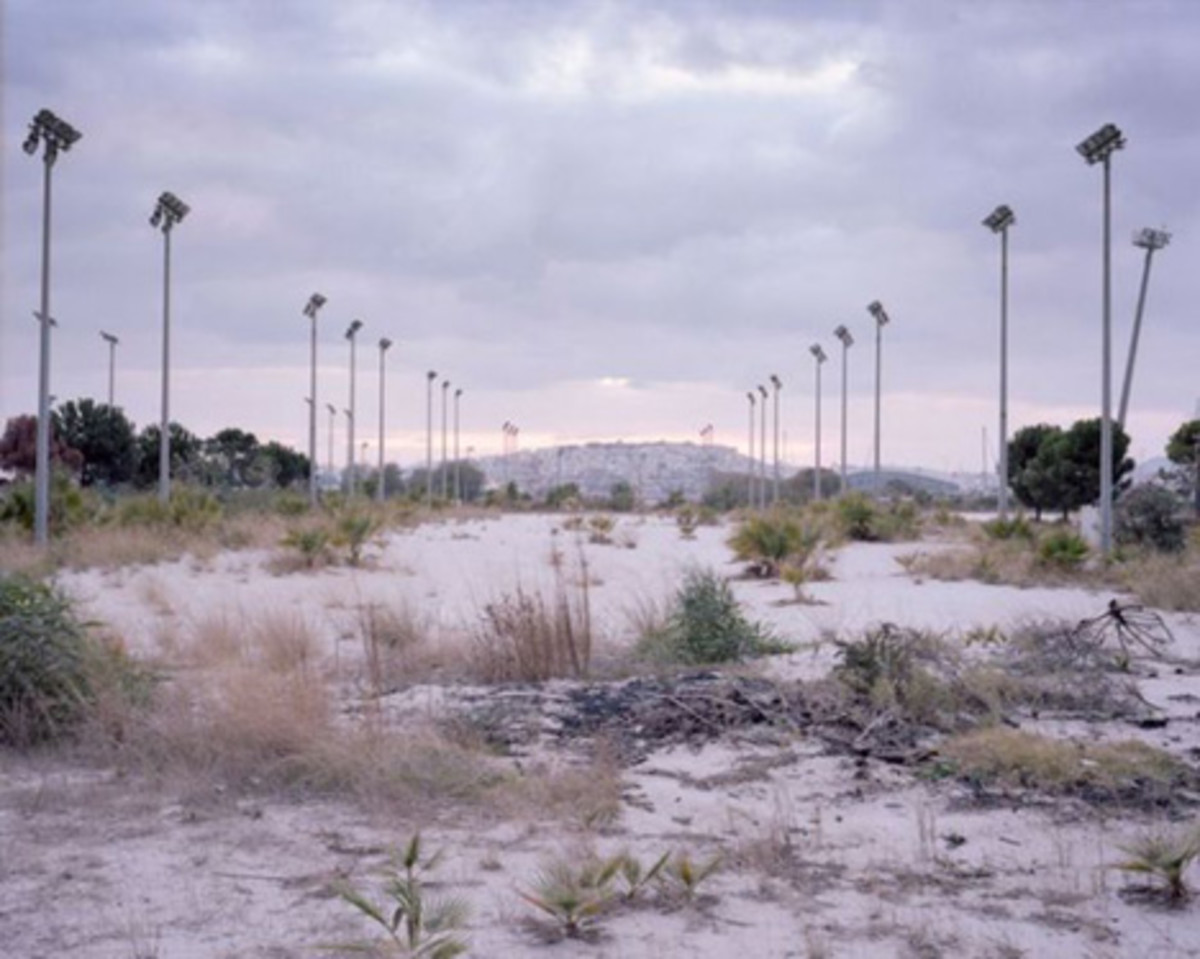 abandonedolympicvenues