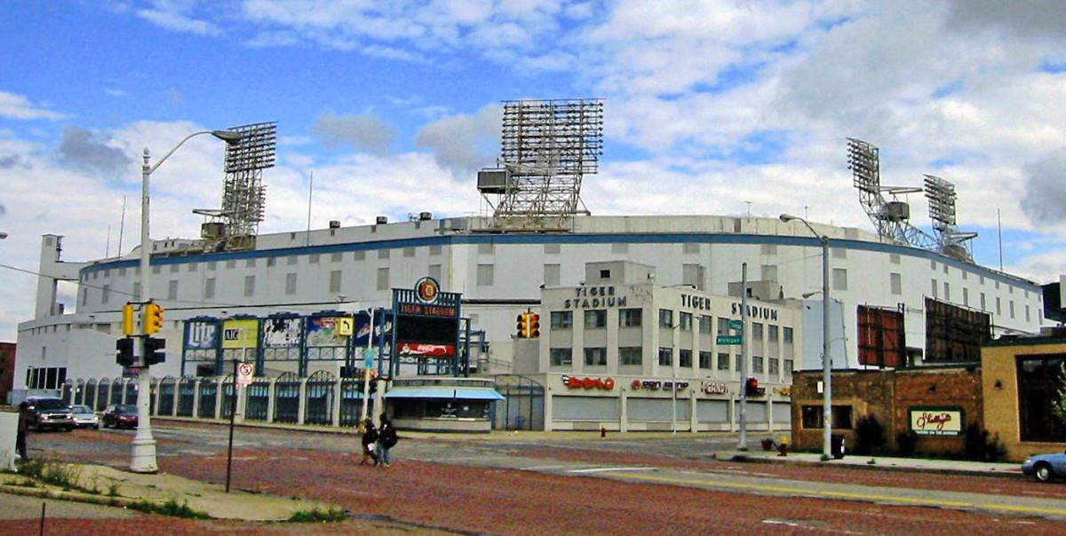 Tiger Stadium/Briggs Stadium/Navin Field