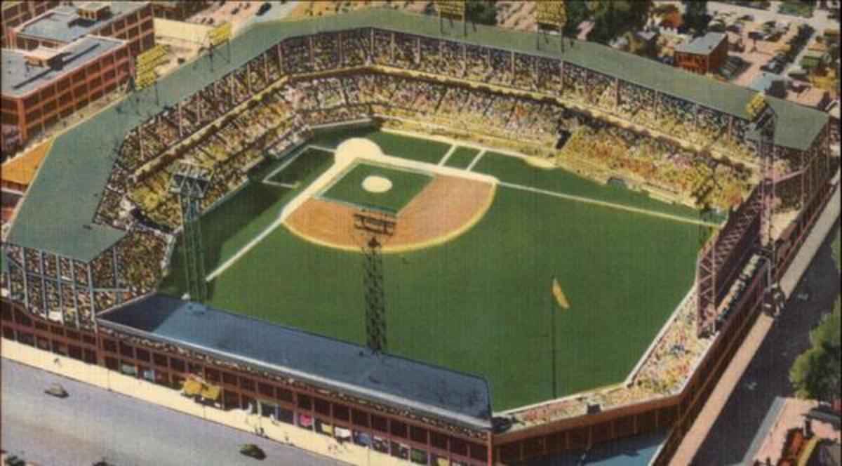 Sportsman's Park/Busch Stadium; St. Louis, Missouri