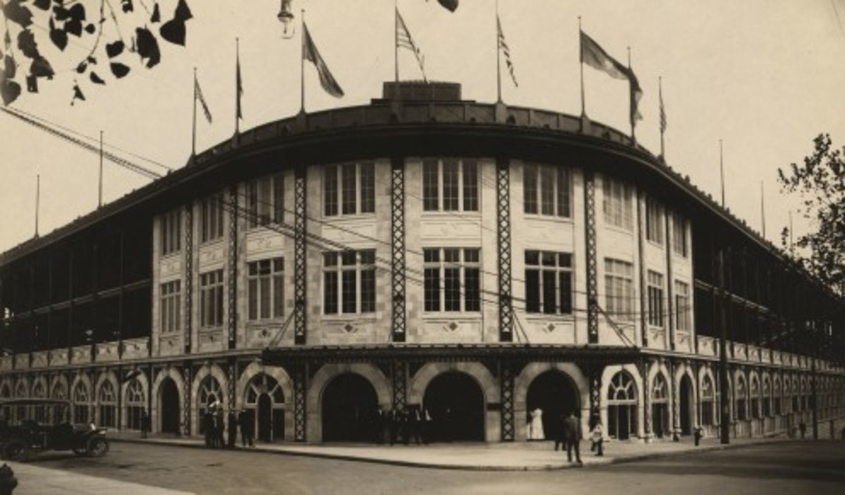 Forbes Field; Home of the Pittsburgh Pirates (1909-1970)