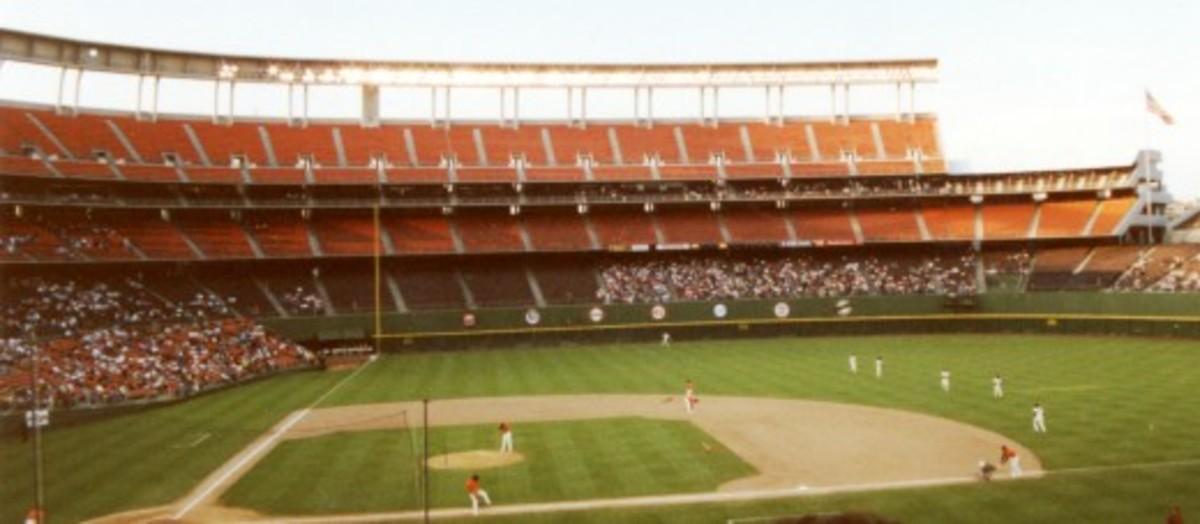 Jack Murphy Stadium; Home of the San Diego Padres (1969-2003)