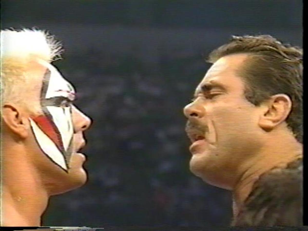 Rick Rude vs. Sting