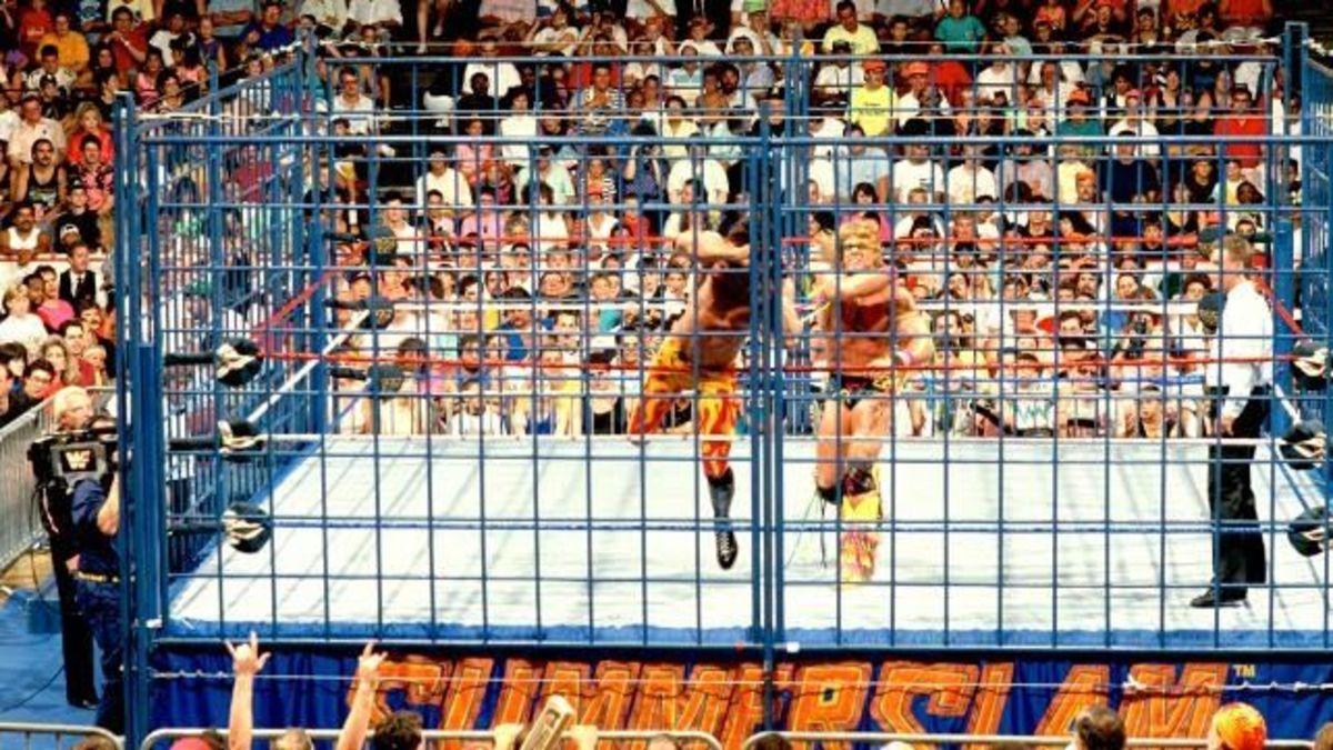Rick Rude vs. Ultimate Warrior