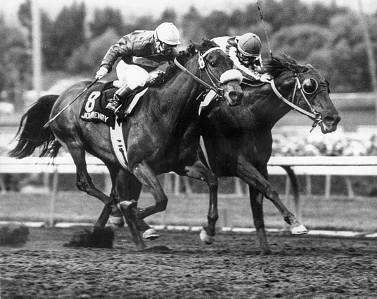 top-racehorses-in-history