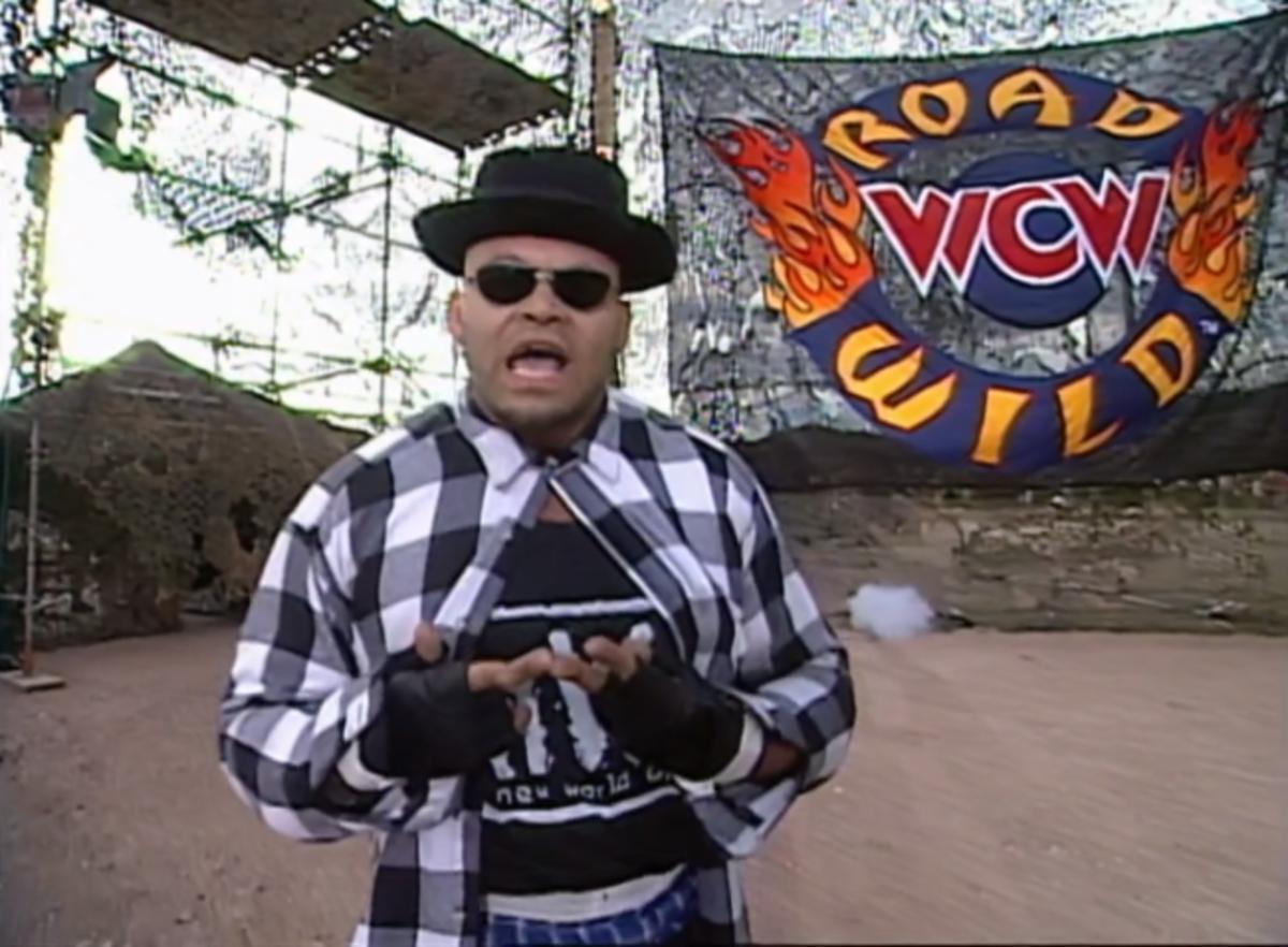 Konnan. Master recruiter. Destroyer of Disco