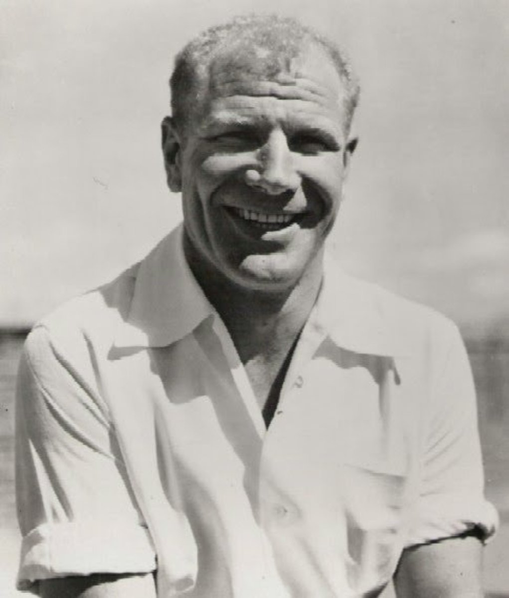 St. Louis Browns owner Bill Veeck