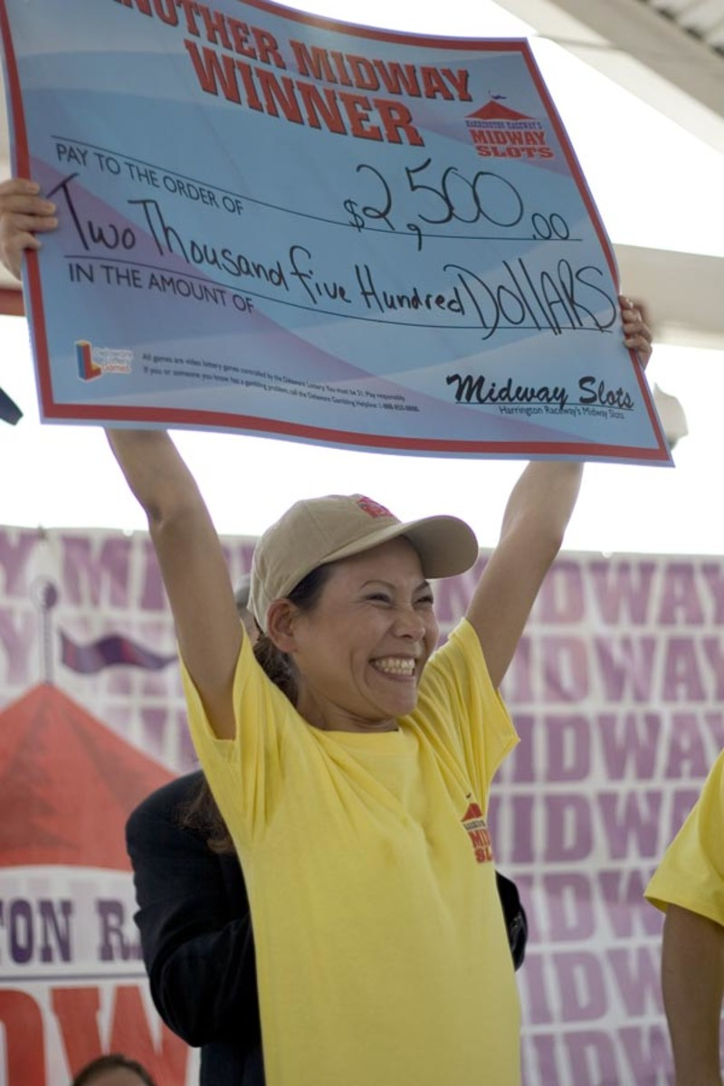 "Sonya ""The Black Widow"" Thomas won $2,500 in the crabcale eating contest, 2005."