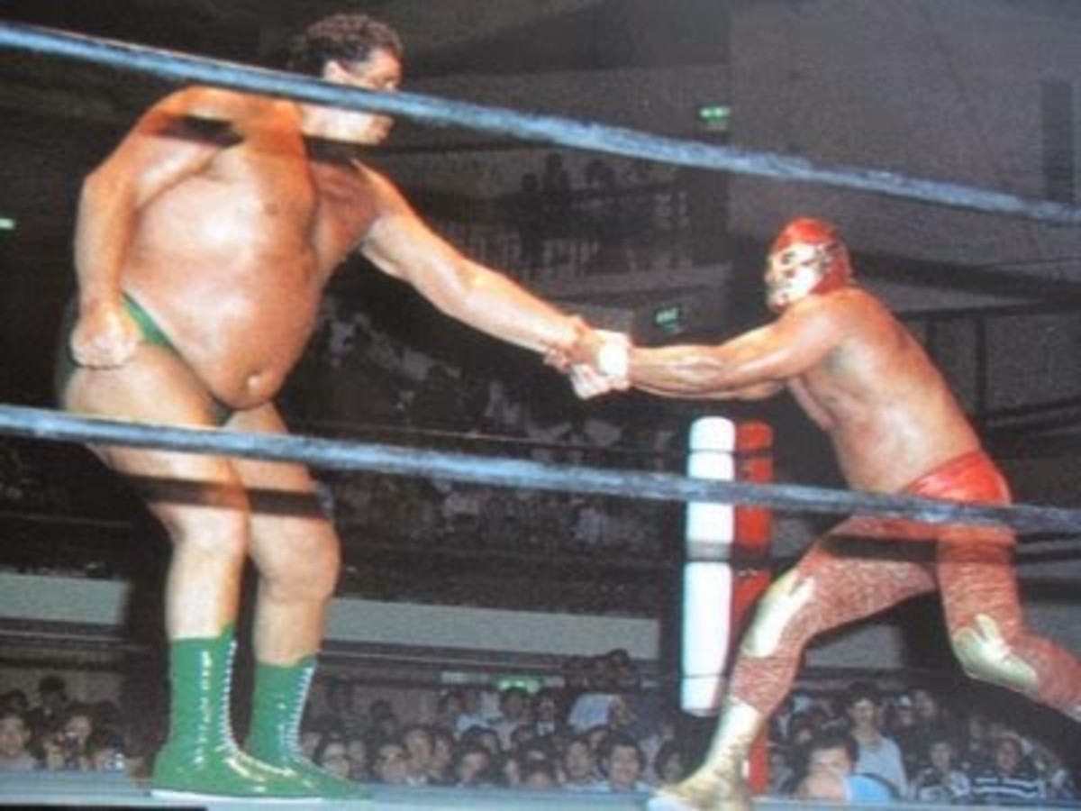 Canek and Andre