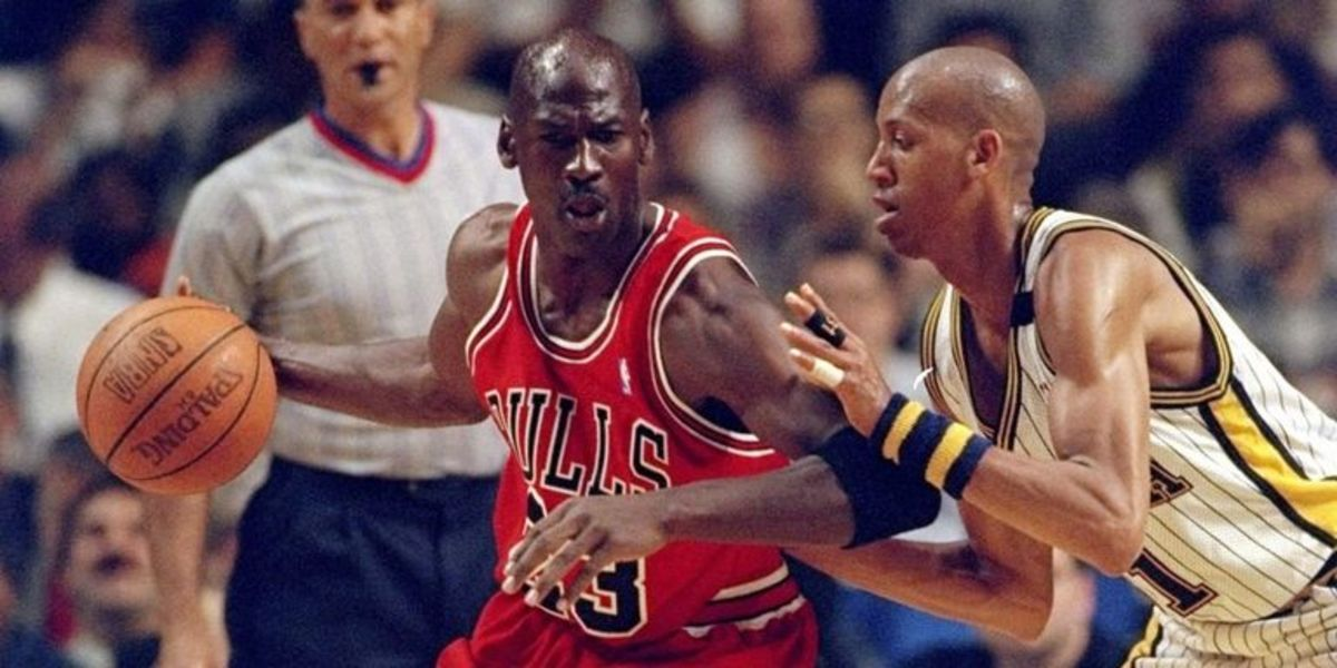 Reggie Miller has squared off with Michael Jordan multiple times in both the regular and post-season.