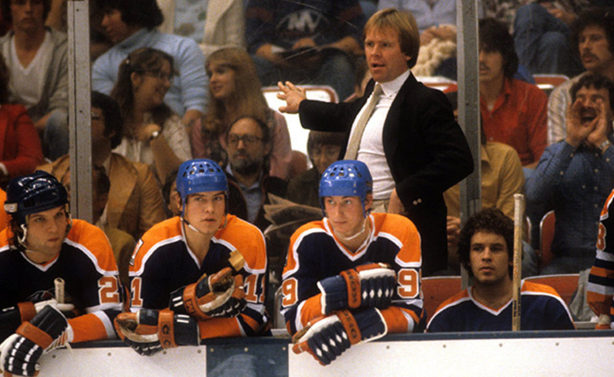 Glen Sather, back when he was awesome