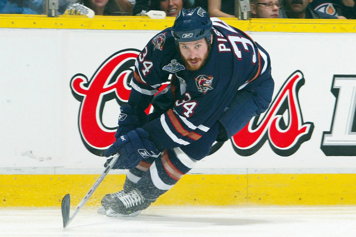 Edmonton native Fernando Pisani was arguably the Oilers best player during the playoffs
