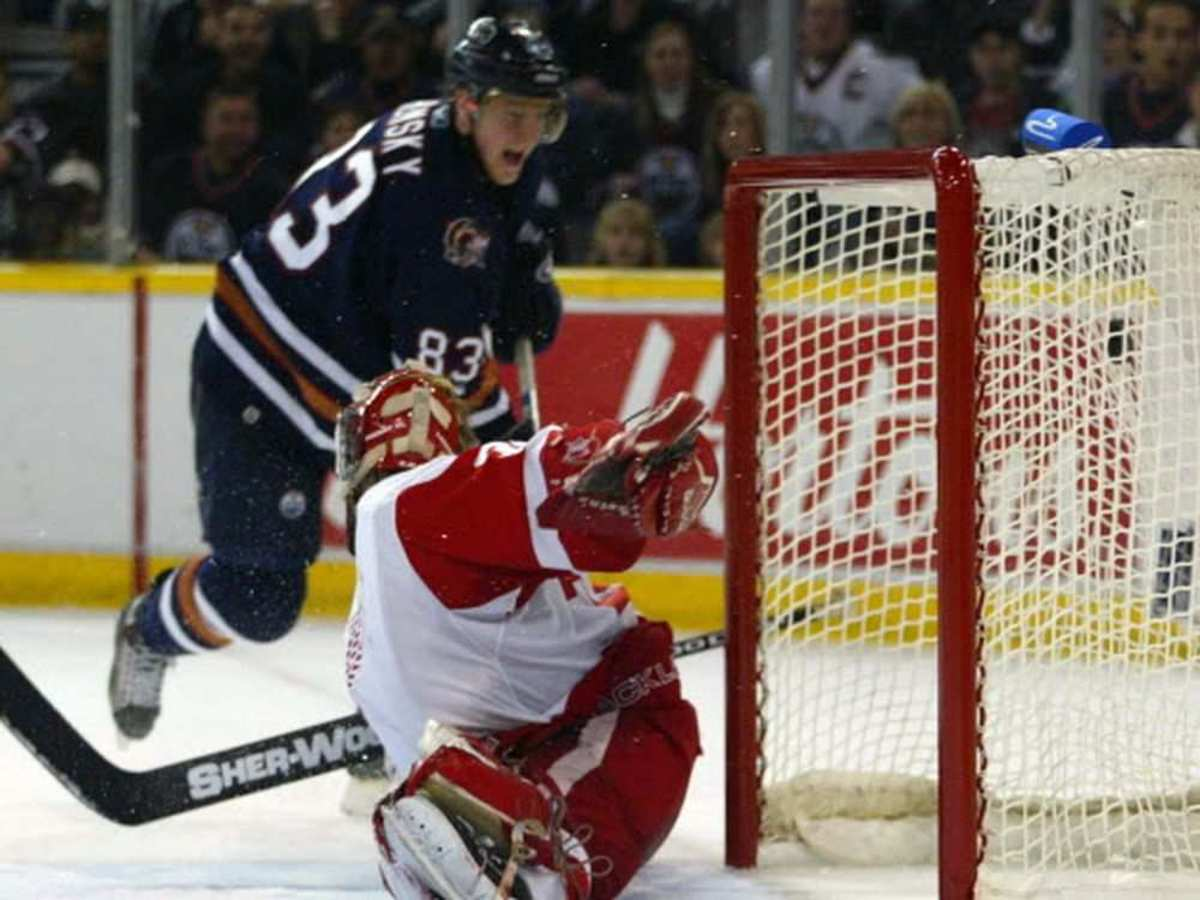 47f064a37 Two Minutes for Looking so Good  The Story of the 2005-06 Edmonton Oilers