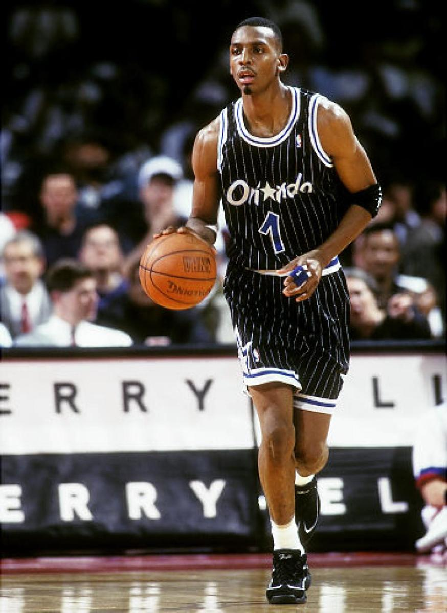Penny Hardaway had  he been healthy would have been a successor to Magic Johnson.
