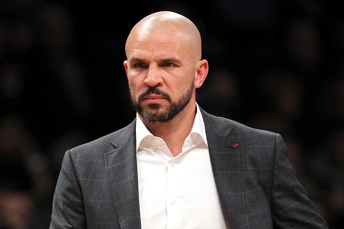 With a bald head and facial hair, Jason Kidd kind of looks like Stone Cold Steve Austin. He has the same temper as the wrestling character.