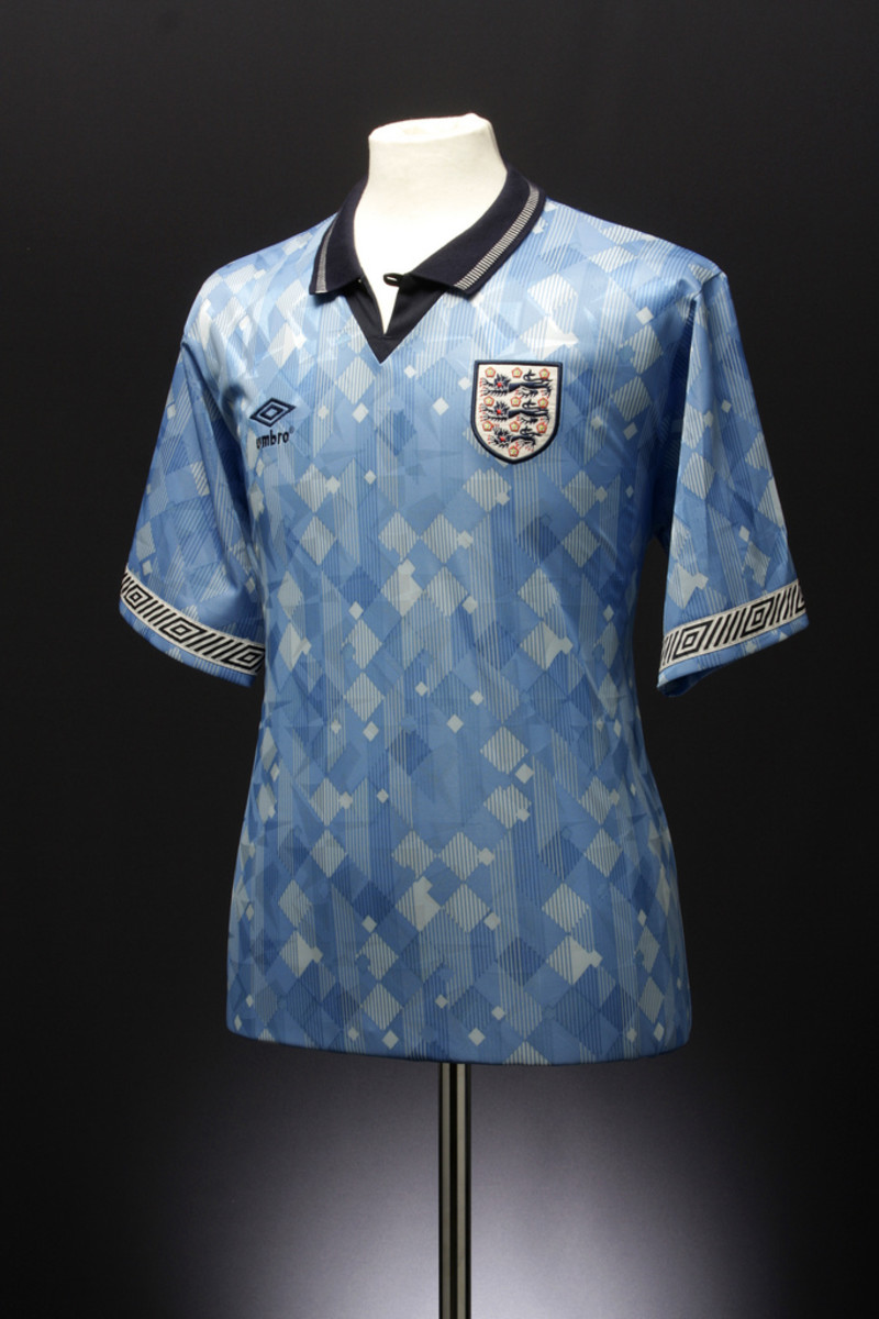 England 1990 Away Shirt
