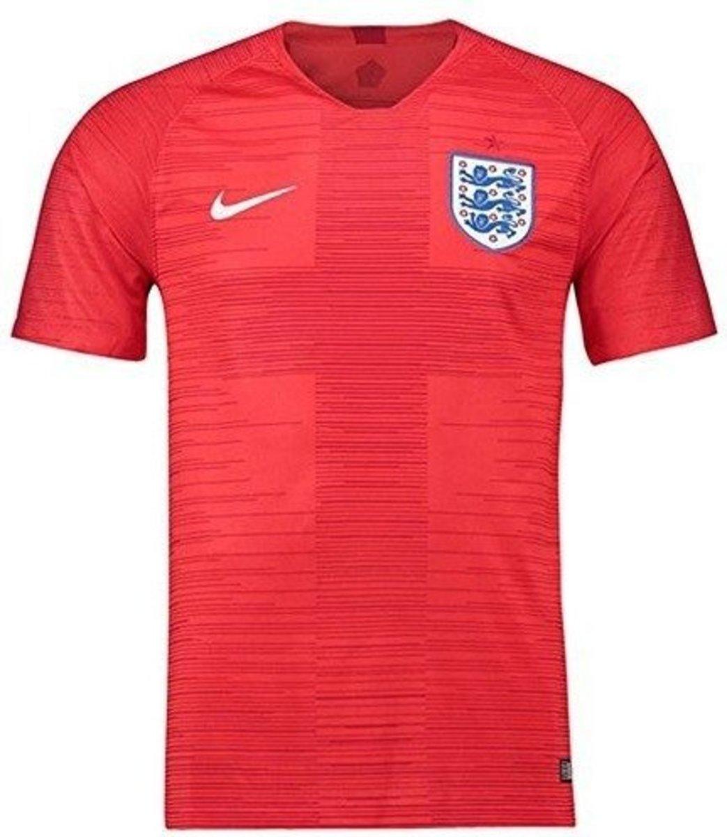 England Away Shirt 2018 World Cup