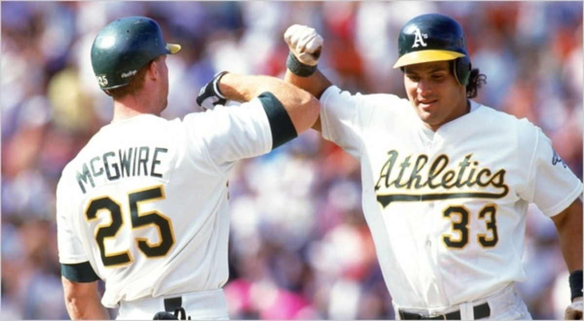 In this league, guys like Mark McGwire and Jose Canseco can freely admit to using performing enhancing drugs (let alone freely use them) if they so desire. Just make sure you don't get arrested.