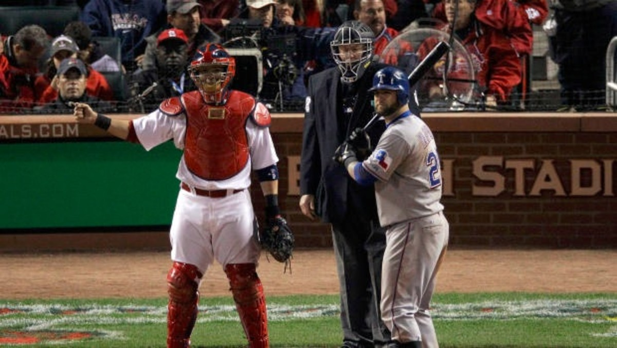 What did the four fingers say to the umpire? In this league, they said two bases for everybody.