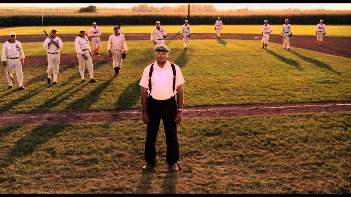 ~James Earl Jones, Actor.   Field of Dreams; Universal Pictures, etal.   1989 original release