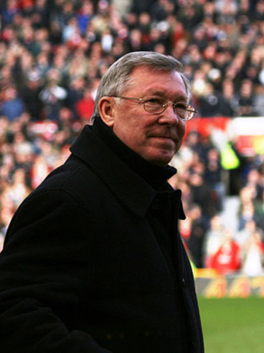 Scot Sir Alex Ferguson is the most successful manager of all time amassing 49 trophies in his career.