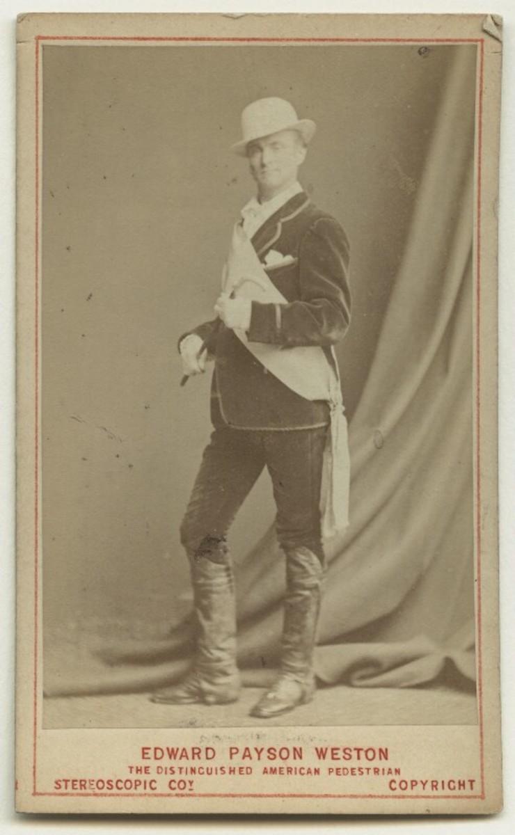 Edward Payson Weston