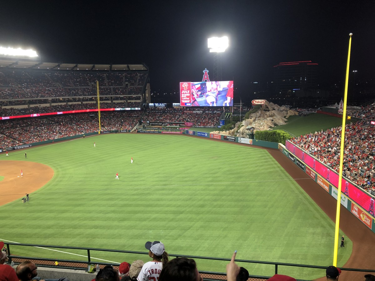 Angel Stadium of Anaheim