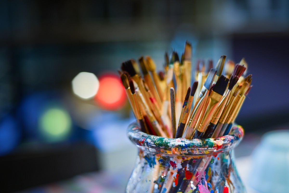 Learn something new with a creative adult class.