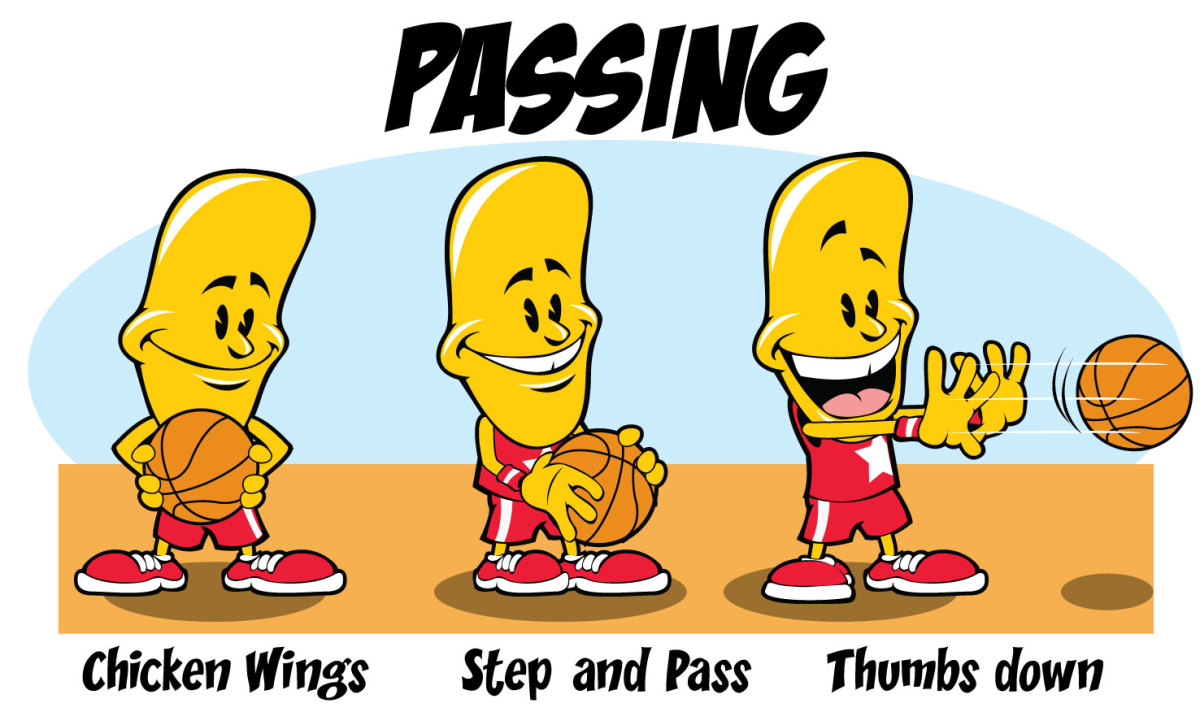 Passing kept simple