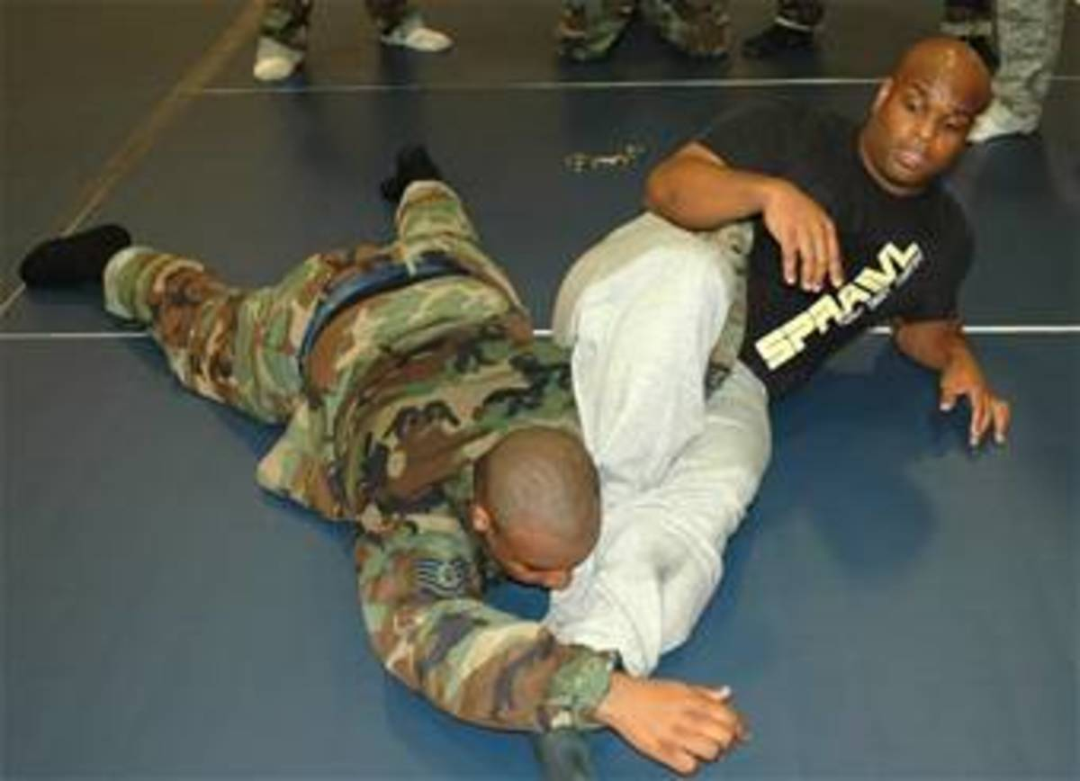 Combat Sambo is a military fighting form based on grappling.