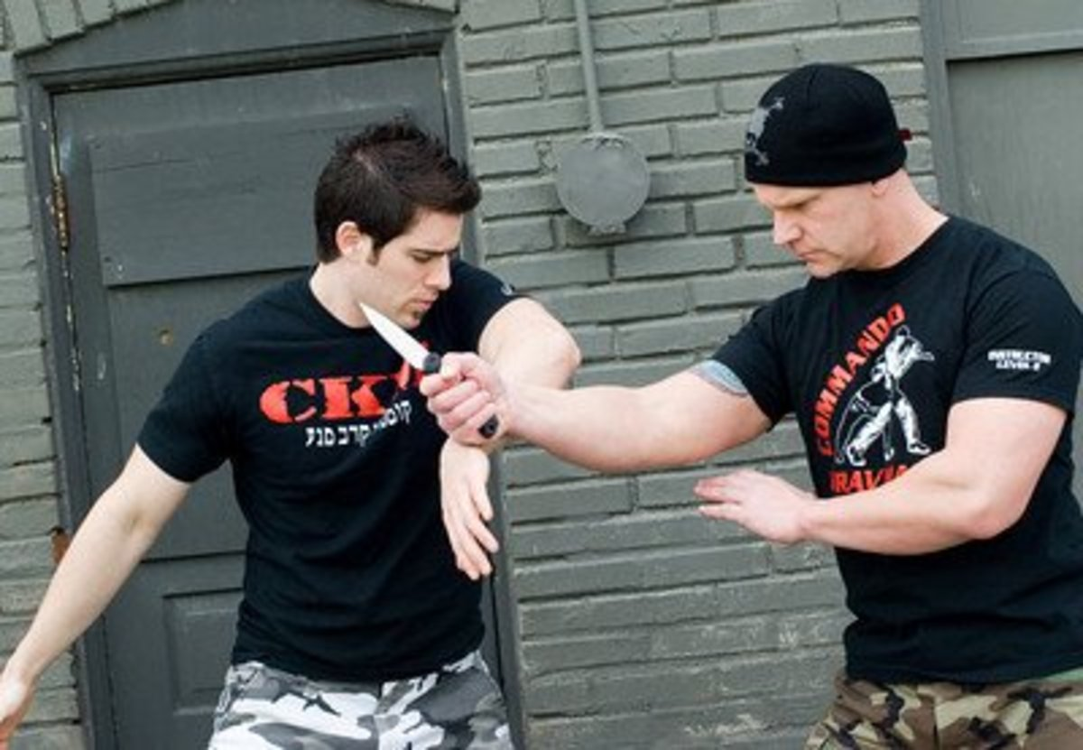 The Most Effective Martial Art for Self-Defence on the