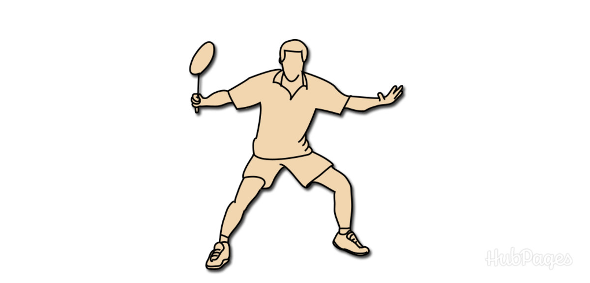 How to Hit a Great Smash in Badminton