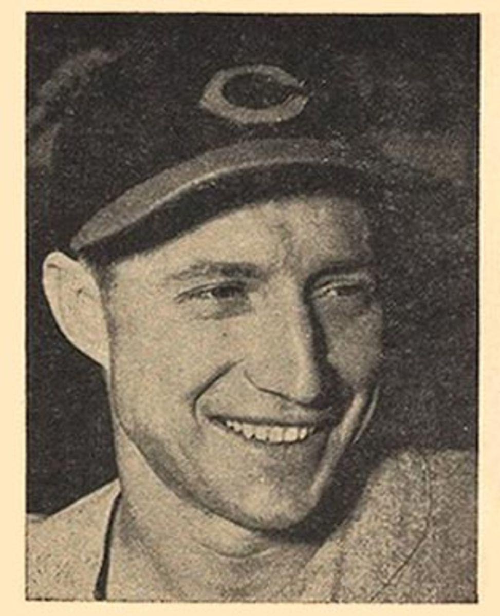 Bucky Walters, Cincinnati Reds 1941