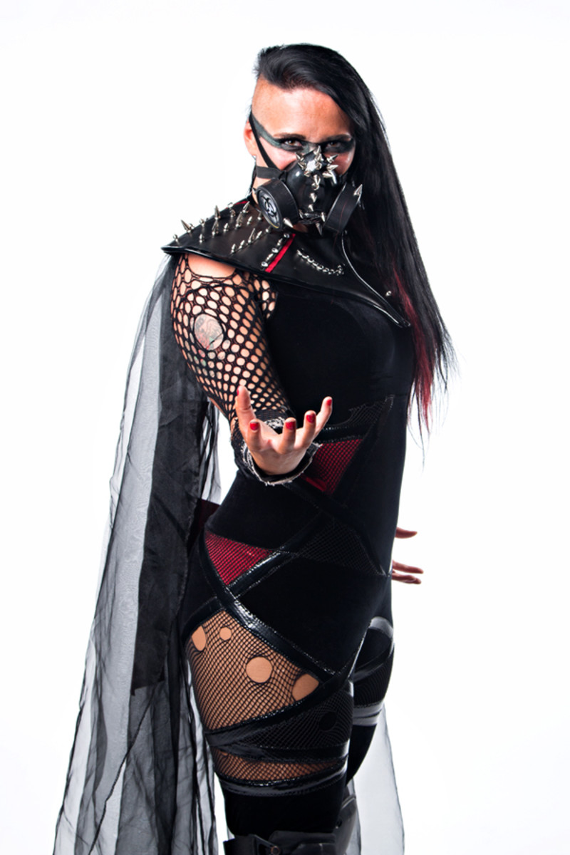 TNA Knockout Havok