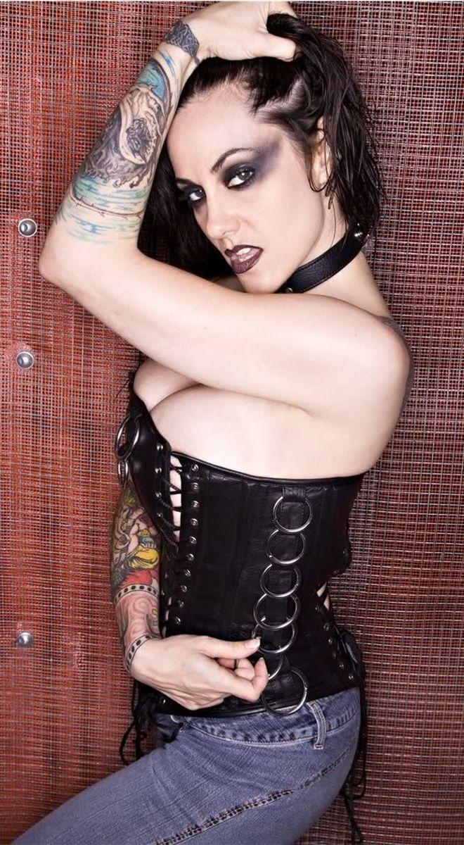 Former TNA Knockout Daffney (Shannon Spruill)