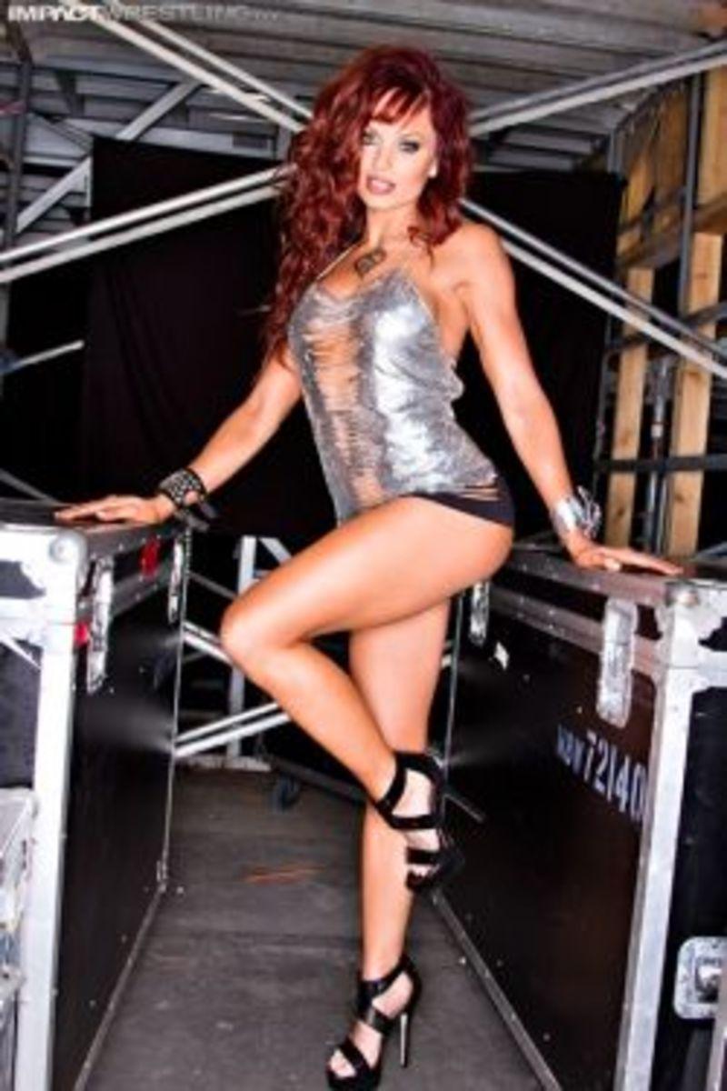 Christy Hemme-tna-wrestling-tna wrestling-impact-impact wrestling