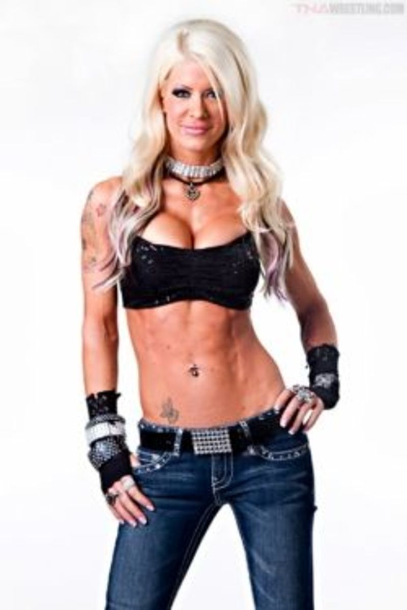 Angelina Love-TNA pictures
