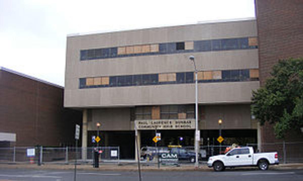 Dunbar High School. Baltimore, MD