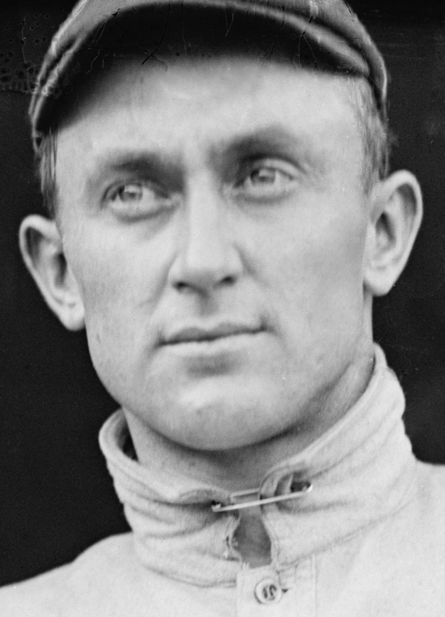 Ty Cobb, 1913.