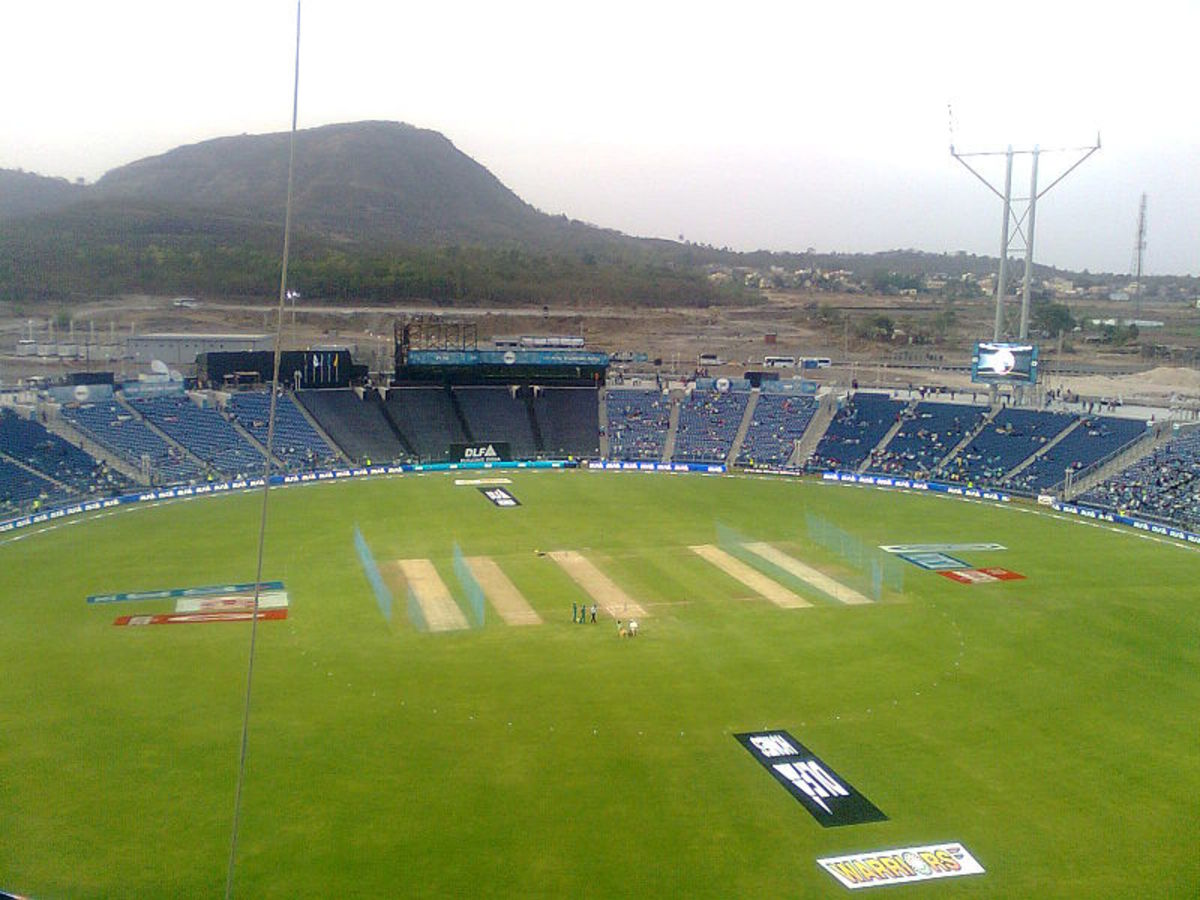 The MCA Pune International Cricket Centre